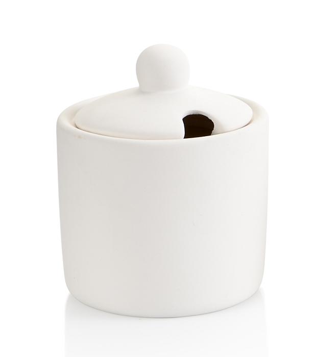 Zuckerdose mit Löffelaussparung 19,90€